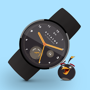 Game Angry Birds Aviator Watch Face APK for Windows Phone