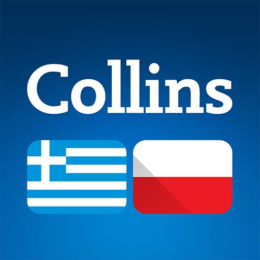Collins Greek<>Polish Dictionary Icon
