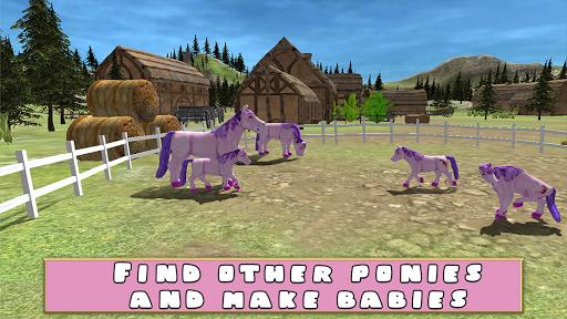 Pony Survival Simulator 3D screenshots 3