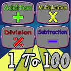 Learning Maths With Fun icon