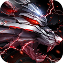 Iron Wolf Theme icon