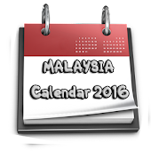 Malaysia Calendar 2016