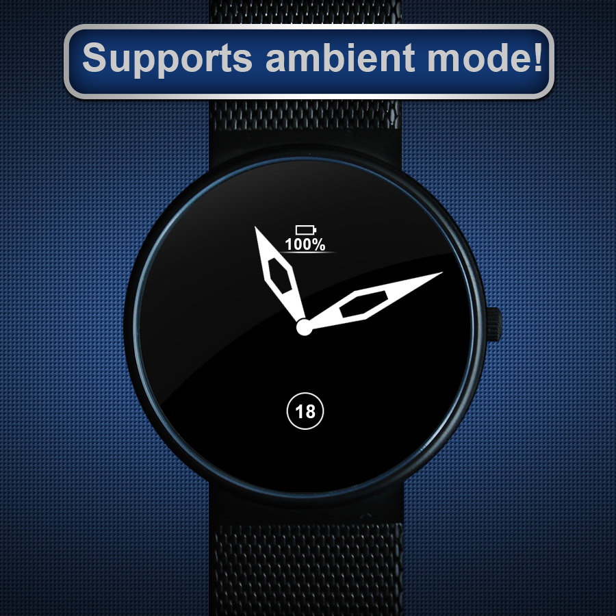 Watch Face Designer- screenshot