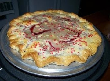 Cin's Easy Cherry-blueberry Pie Recipe