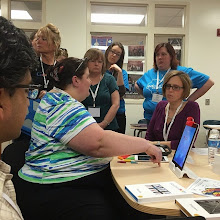 Photo: #edCampMKE Session 3: Tangibles Fun! Competitive! by ahsnelson