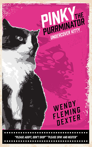 Pinky The Purrminator cover