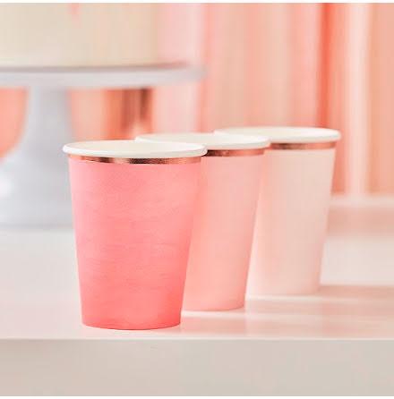 Muggar rosa ombre - Mix it up