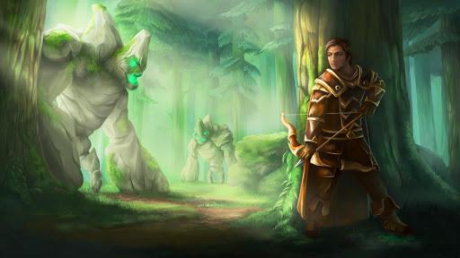 Télécharger gratuit Ancients Reborn: 3D - MMORPG - MMO - RPG APK MOD 2
