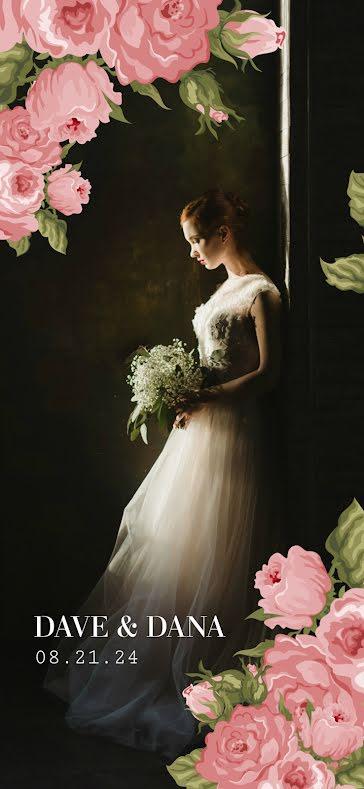 Dave & Dana Wedding - Wedding Invitation template