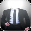 Men Fashion Photo Suit Pro icon