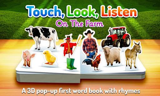 On The Farm~ Touch Look Listen