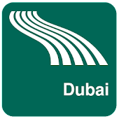 Dubai Map offline