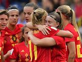 Victoire des Red Flames contre l'Italie en éliminatoires de la Coupe du monde