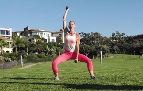 Intense Workout for Fat Loss screenshot 9