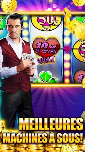Code Triche VegasMagic™ Machines a Sous Gratuites: Jeux Casino APK MOD (Astuce) screenshots 4