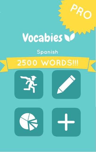 Vocabies - Spanish