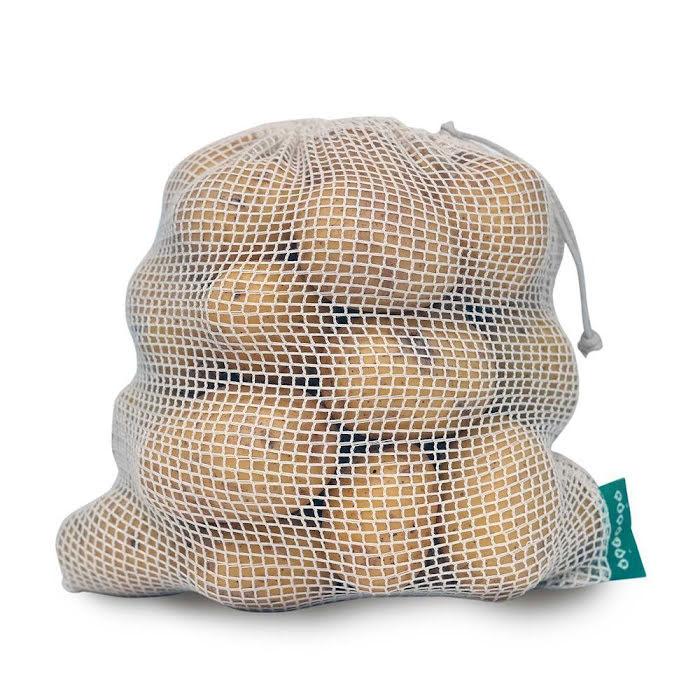 KeepJar nätpåse ekobomull stl L, 1-pack