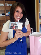 Photo: One of her favorite items, besides the NIVEA Lotion, was the card I made with an old pic of NKOTB!  lol Taking it back old school!