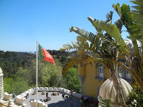 Photo: Vista from the Pena Palace