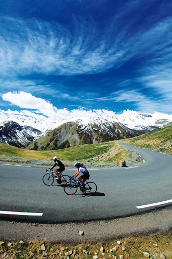 France-Mercantour-National-Park2.jpg - Cyclists love the challenge of the mountainous terrain of Mercantour National Park, France.