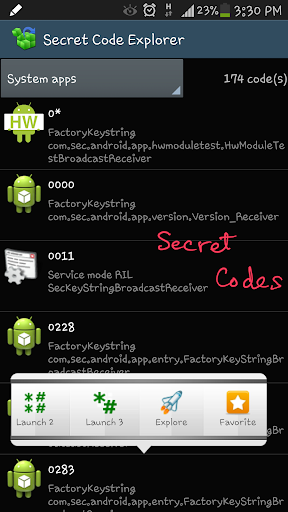 Shortcut Master (Lite) 1.2.4 screenshots 2