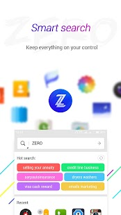 ZERO Launcher pro,smart,boost Screenshot 6