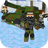 Cube Wars Battlefield Survival