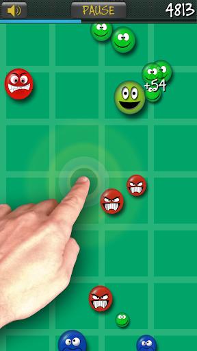 Catch Green Balls Game 2.0 screenshots 3