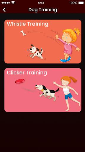 Dog Training Whistle Sound screenshot 3