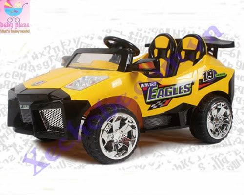 Xe ô tô điện trẻ em XH5018 3
