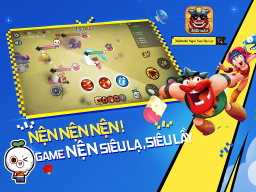 360mobi Ngu00f4i Sao Bu1ed9 Lu1ea1c - Nu1ec7n Nu1ec7n Nu1ec7n 1.0.25 screenshots 7