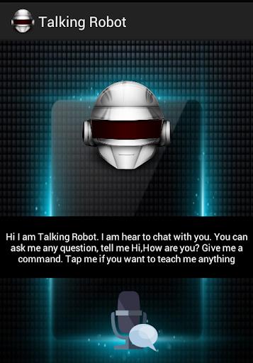 Smart Talking Robot