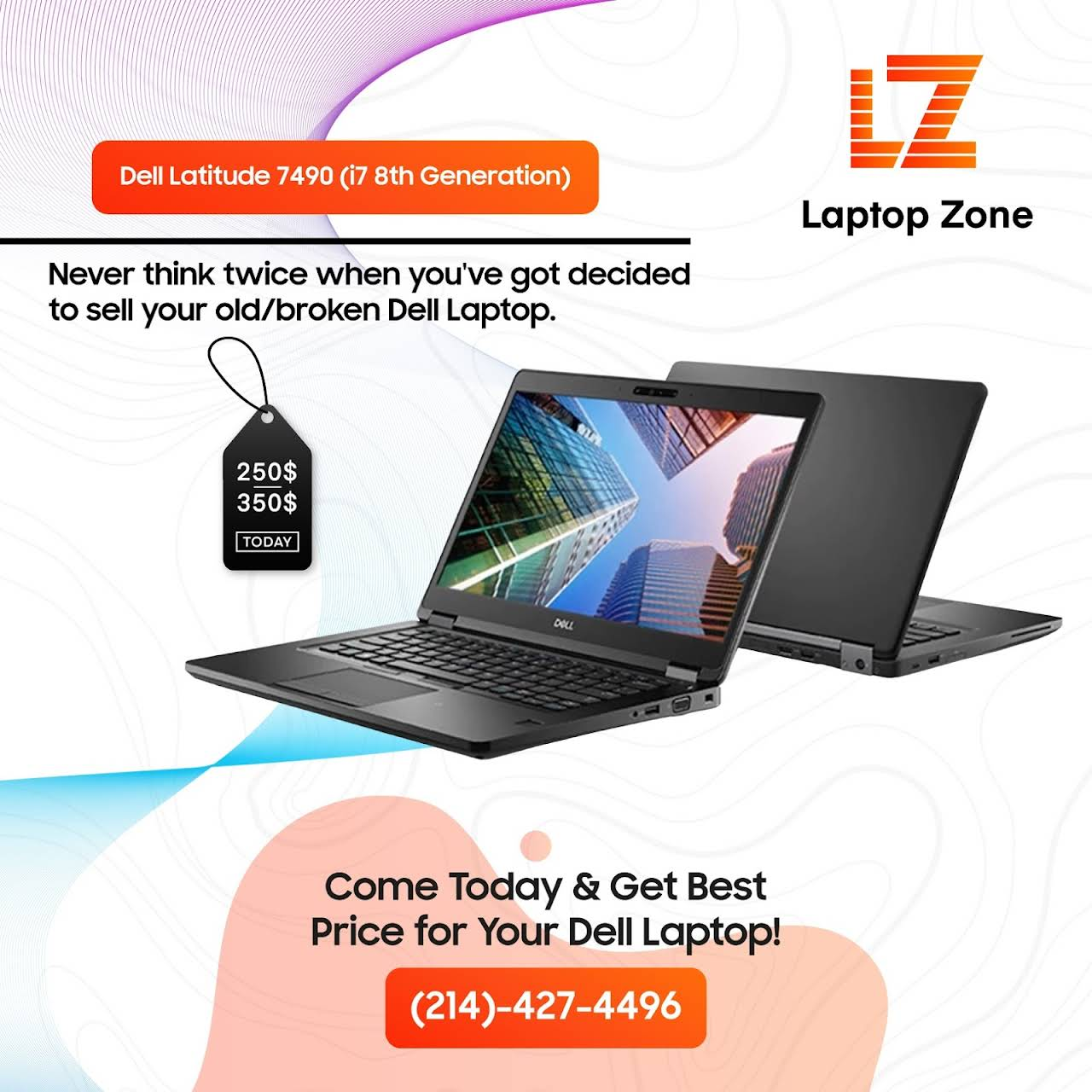 LaptopZone | Buy-Sell Used Iphone in Dallas TX - Your Local