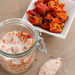 Make Your Own Spicy Salt Blends
