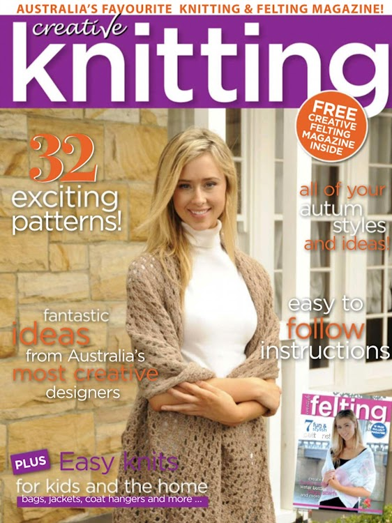 Creative Knitting Magazine – (Android Apps) — AppAgg