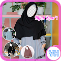 Hijab Syari Beauty Camera Photo Editor