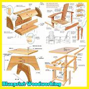 Blueprint Woodworking Idea