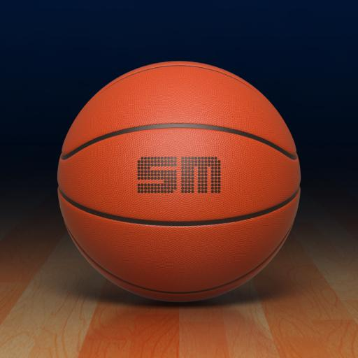 Basketball Live: Live NBA scores, stats and news Icon