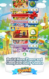 Pocket Tower: Building Game & Money Megapolis 3