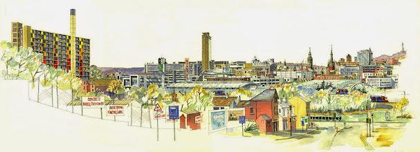 Photo: Sheffield Skyline 02