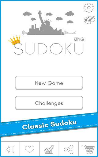 Sudoku Kingu2122 - Free Sudoku Puzzles filehippodl screenshot 10
