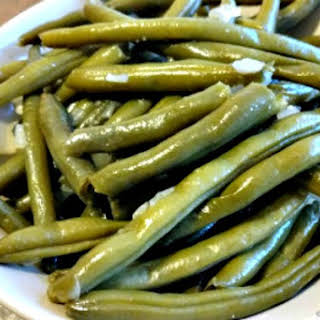 Crock-Pot Green Beans.