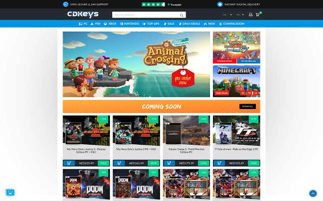 CDKeys.com
