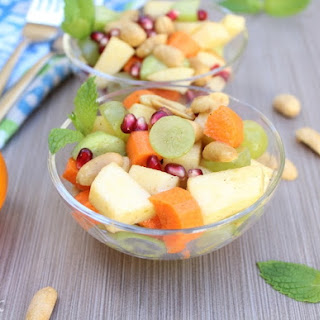 Fruit and Vegetable Chaat
