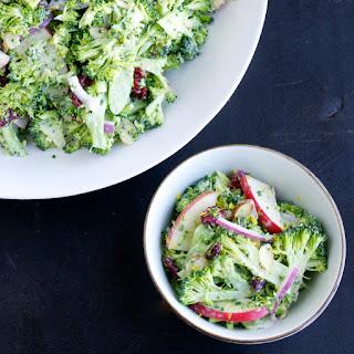 Shaved Broccoli Salad