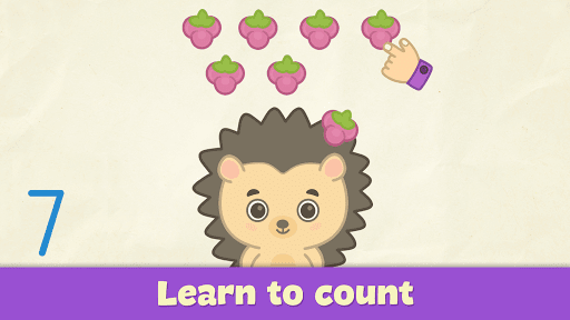 Learning numbers for kids 1.3 screenshots 2