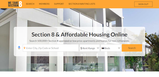 section 8 and affordable rentals apps on google play