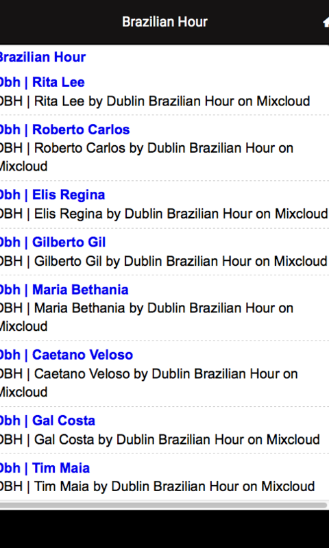 Dublin South FM- screenshot