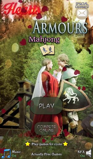 Hidden Mahjong: Heart Armour
