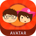 Avatar creator maker icon